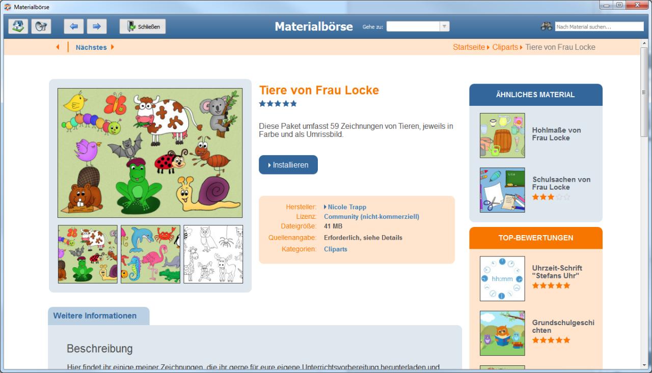 Materialboerse_Paket