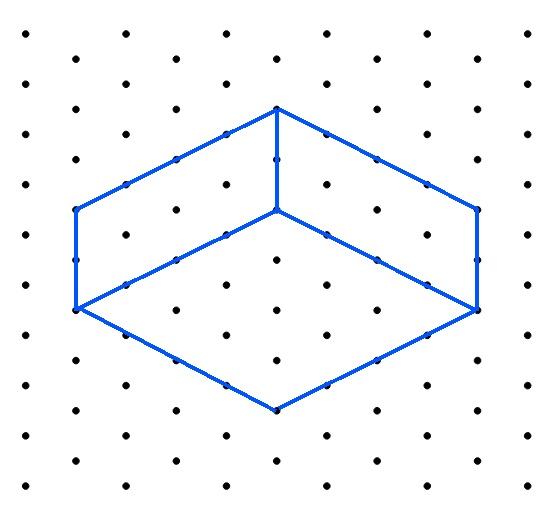 MathGrid_IsometricGridStyle