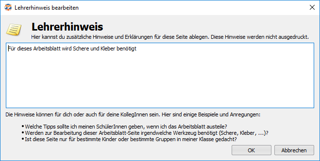 TeacherNote_Dialog_DE