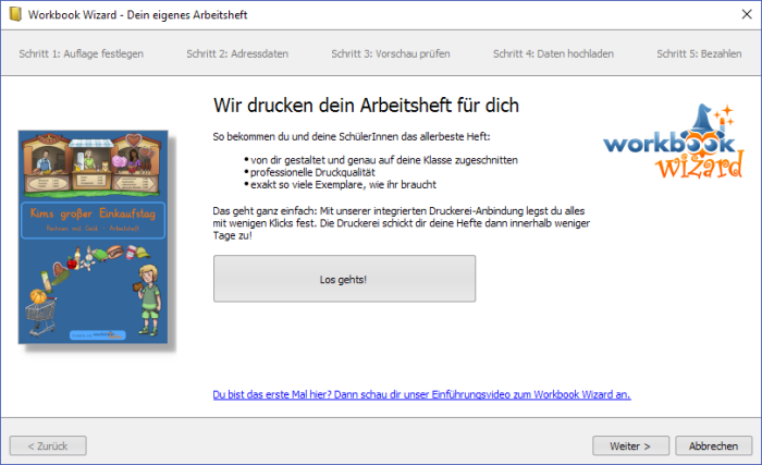 WorkbookWizardDialog